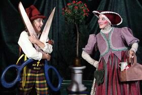 Bild: Das tapfere Schneiderlein - Ein Theater von Mimikri