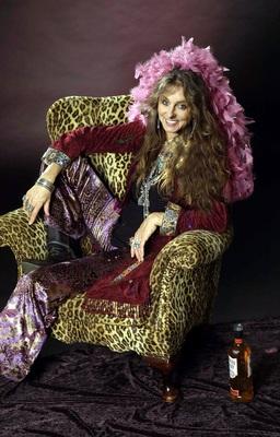 Bild: KOZMIC BLUE - Janis Joplin Show