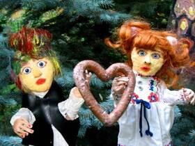 Bild: Hänsel und Gretel - Puppentheater Zauberton