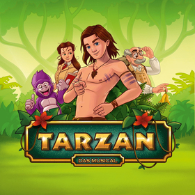 Bild: Tarzan - das Musical - Theater Liberi
