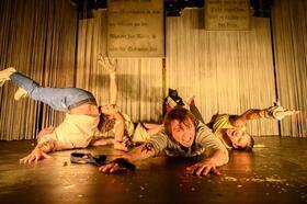 Bild: Theater: Der goldne Topf - Württembergische Landesbühne Esslingen