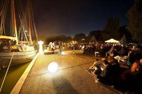 Bild: Märchen & Musik am Hafen