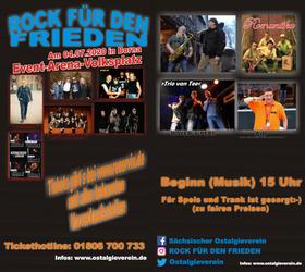 Bild: Rock für den Frieden - Open-Air
