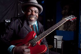 Bild: Lurrie Bell - Chicago Blues