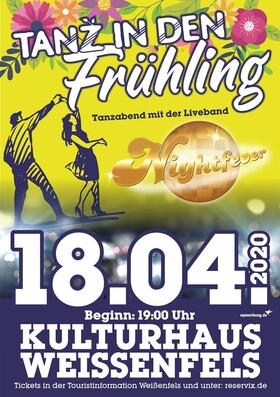 Bild: Tanz in den Frühling - Tanzabend mit der Liveband