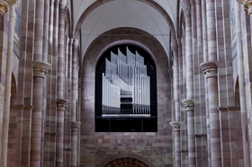 Bild: Internationaler Orgelzyklus Dom zu Speyer 2020 - Louis Vierne, 2. Suite, op. 53