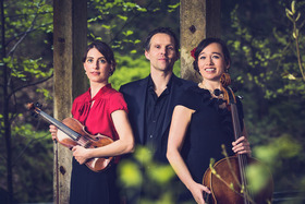 Bild: Trio Milón - Klassik trifft Lateinamerika im Palais Zabeltitz - Sommer am Malecon