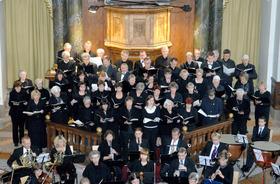 Bild: Orgelsommer 2020 - 9. Konzert - Mozart Requiem / Konzertante Kirchensonate
