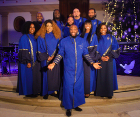 Bild: The Best of Black Gospel - auf großer - HALLELUJAH - Tour