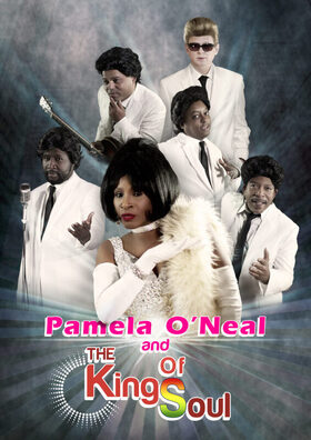 Pamela O´Neal and the Kings of Soul - Motown-Oldie Show (Konzert)