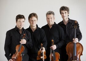 Holzhausenkonzerte - Streichquartettfestival - Konzert mit dem Vogler Quartett