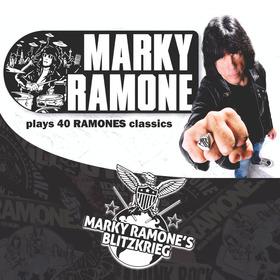MARKY RAMONE - plays 40 RAMONES classics