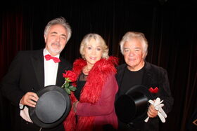 Bild: Ulrike Neradt, Klaus Brantzen und Jürgen Streck - Ssälawih – C'est la vie – so ist das Leben