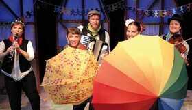 Bild: Kindertheater Radelrutsch Heilbronn - Die Veranstaltung wurde abgesagt