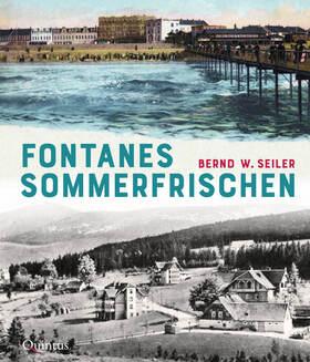 "+++ Termin verschoben +++ Texte & Tannine ""Fontanes Sommerfrischen"" - Lesung mit dem Autor Prof. Dr. Bernd W. Seiler"