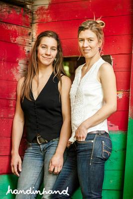 Bild: Duo Hand In Hand - Straßenswing, Barfußbossa und Firelfunk