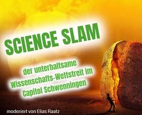 Bild: Science Slam - Der unterhaltsame Wissenschafts-Wettstreit #2