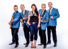 Bild: SUZIE & THE SENIORS -The Sound Of The Sixties