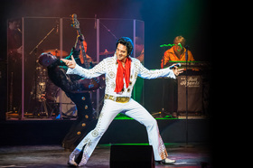 Bild: Elvis Las Vegas Christmas Show - Nils Strassburg & The Roll Agents