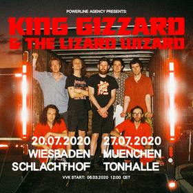 Bild: KING GIZZARD & THE LIZARD WIZARD