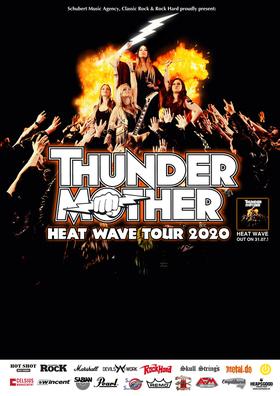 Bild: Thunder Mother - live in Club