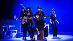 Bild: HEAVEN CAN WAIT - Musikalisches Theaterstück