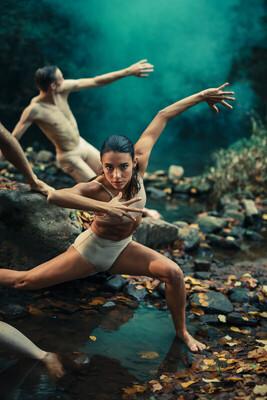 Bild: Die vier Jahreszeiten - Ballett von Guido Markowitz