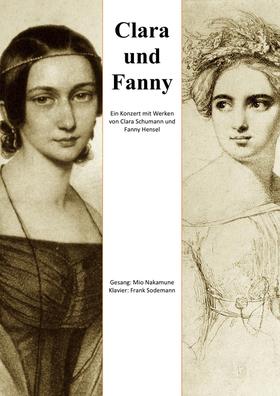 Bild: Clara & Funny - Konzert mit Werken von Clara Schumann und Fanny Hensel