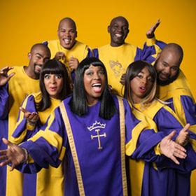 Bild: The Glory Gospel Singers: Merry Christmas... eine amerikanische Weihnacht