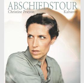 Bild: Christine Prayon - Abschiedstour