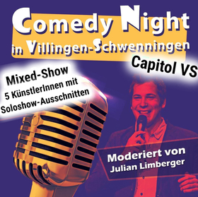 Bild: Best of Comedy Night in Villingen-Schwenningen - die große Comedy-Mixedshow