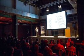 Bild: 13. Leipziger Science Slam