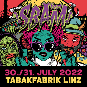 Bild: SBÄM Fest 4 - LESS THAN JAKE /  PULLEY / STRUNG OUT / and more