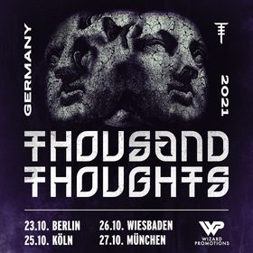 Bild: THOUSAND THOUGHTS - Live 2021