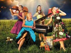 Bild: Belle Mélange - Die Veranstaltung wurde abgesagt - Musikkabarett mit vier Powerfrauen