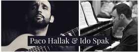 Bild: Ido Spak und Paco Hallak – Musik hat keine Grenzen