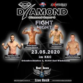 Bild: Diamond Super 4 Fight Night