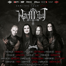 NACHTBLUT + Support: Asenblut - Vanitas Tour 2020
