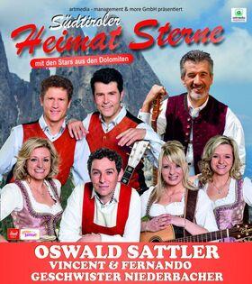 Südtiroler Heimatsterne 2022 - ...mit den Stars aus den Dolomiten***