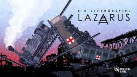 Bild: Lazarus - Livehörspiel - Theater Mienenspiel