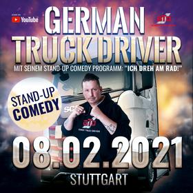 Bild: German Truck Driver - Ich dreh am Rad!