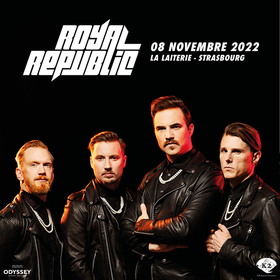 Royal Republic  + Guest