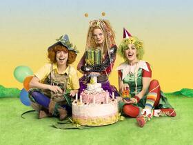 Bild: 40 Jahre Traumzauberbaum - Das Geburtstagsfest - Familienmusical von MONIKA ERHARDT und REINHARD LAKOMY