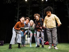 Klasse Glück - Maskentheater mit Theater Strahl