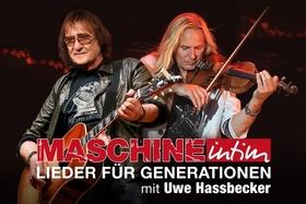 Bild: Maschine intim - LIEDER FÜR GENERATIONEN mit Uwe Hassbecker (Silly)