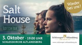 Bild: Salt House - Deutschland-Tour