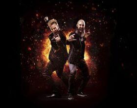 Mozart Heroes - On Fire: Von Mozart bis Metallica - casino live on stage