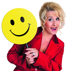 Bild: Wer lacht - lebt! Kabarett mit Andrea Lipka
