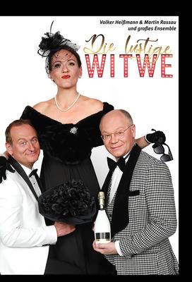 Bild: Die Lustige Witwe mit Heissmann und Rassau - Klassik trifft den Swing der 60ies – nach Franz Lehar