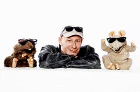 Benjamin Tomkins - Tote Bauern melken nicht - Puppenlesung